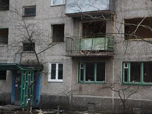 Курянин пытался обворовать аварийный дом на Конорева