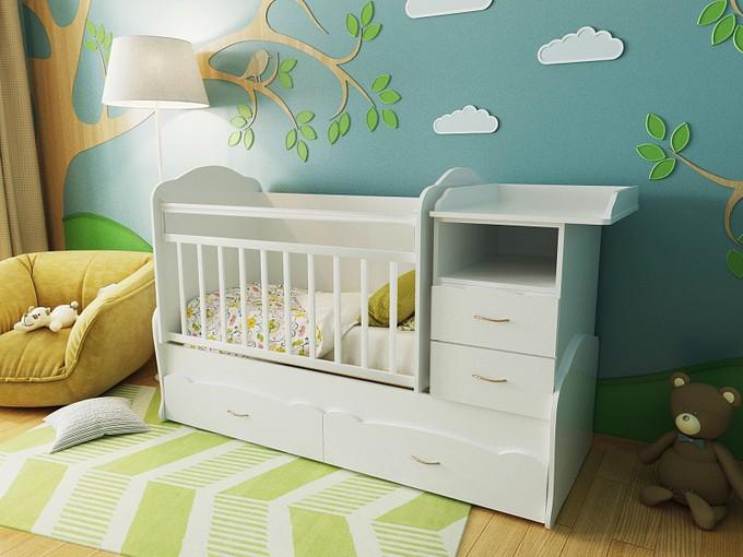 Какую кровать для ребенка лучше выбрать