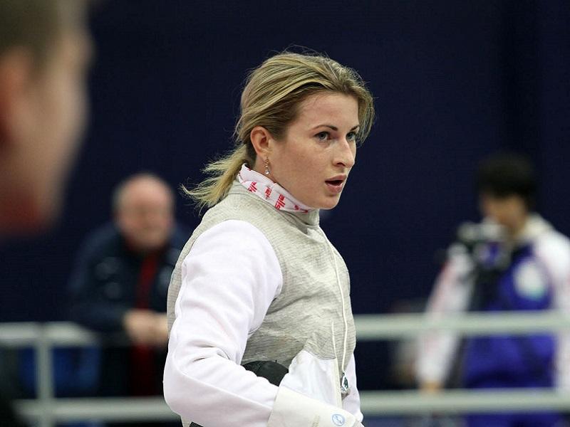 Рапиристка Инна Дериглазова стала 3-й наэтапе Кубка мира вАлжире