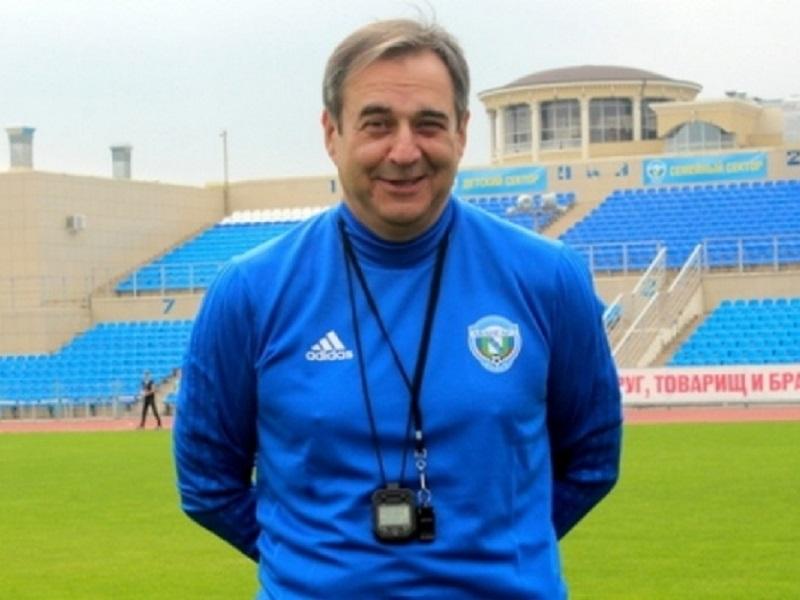 Хасанби Биджиев возглавил курский «Авангард»