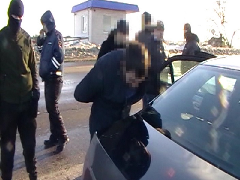 ВКурске правоохранительные органы провели задержание лидеров криминальной среды