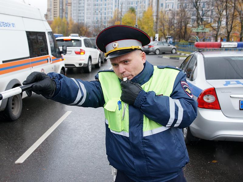 ВКурской области отец исын подозреваются визбиении сотрудника ДПС