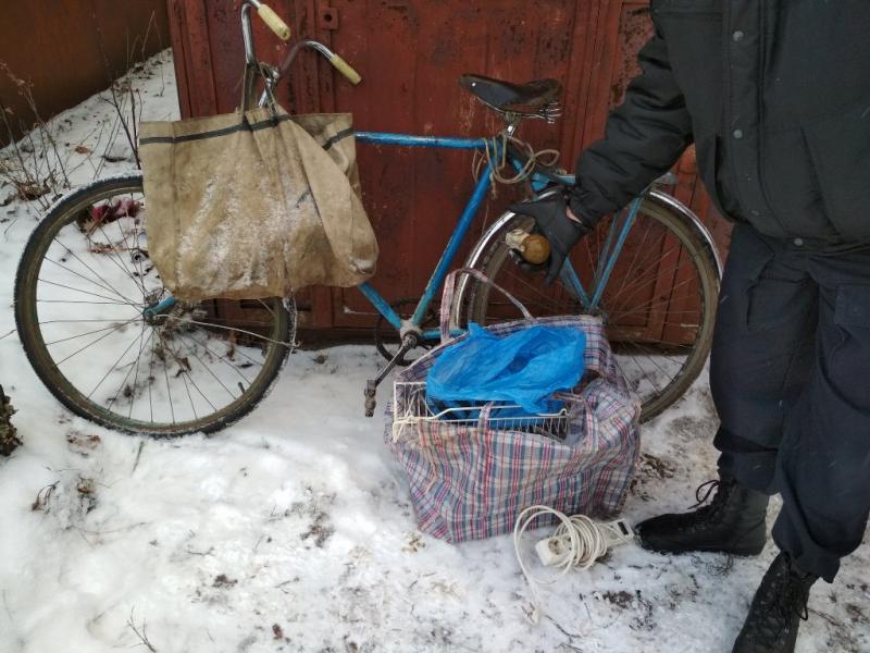 ВКурске полицейские отыскали гранату всумке упрохожего