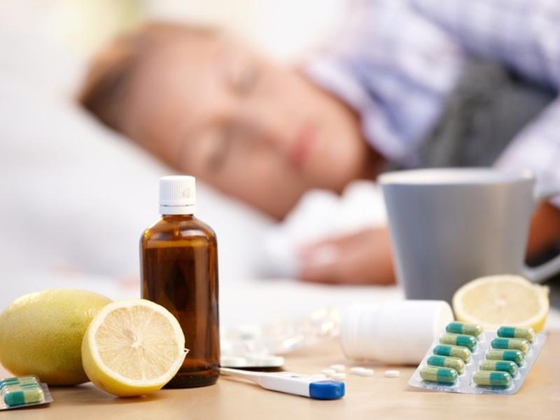 Медсотрудники отмечают спад заболеваемости гриппом иОРВИ среди кременчужан