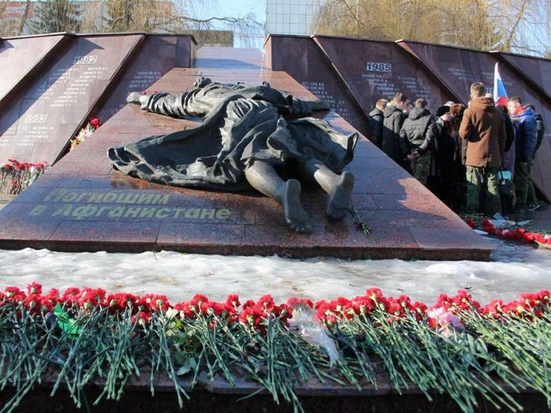 Куряне почтят память воинов-интернационалистов