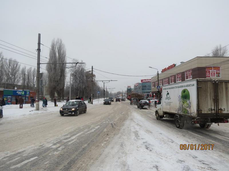 ВКурске под машину попал 16-летний парень