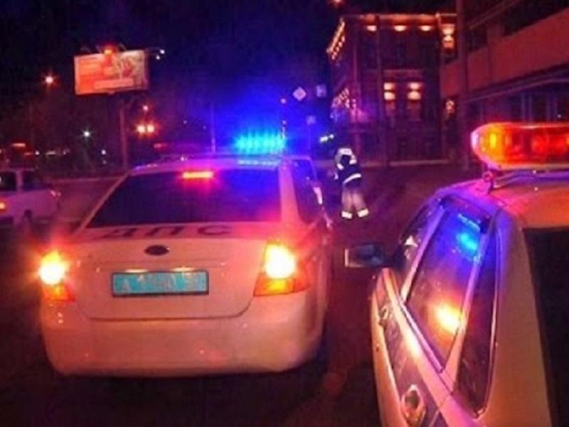 ВКурске несколько нарядов ДПС устроили погоню сострельбой за нетрезвым водителем
