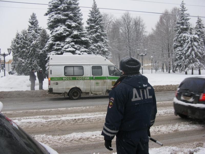 Скурских водителей-должников взыскали 1,3 млн.руб.