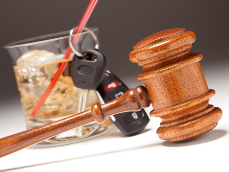 Курянин лишился водительских прав на20 лет из-за «пьяных» поездок