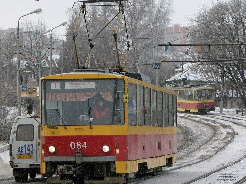 Накурские улицы вскоре выйдут 20 столичных трамваев