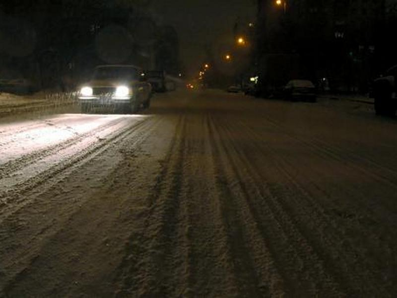 ВКурской области ищут водителя, сбившего пешехода насмерть