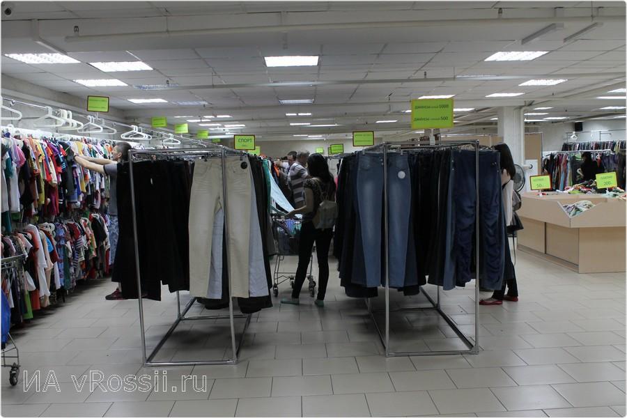 12da5121e7d49 В этом смогли убедиться жители Курска: открылся супермаркет секонд-хэнда